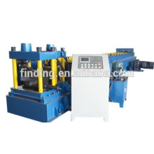 CE do purlin aço padrão preço do purlin máquina