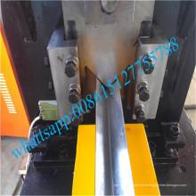 Machine à formage de rouleaux à angle plat pour une épaisseur de 3,5 mm