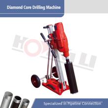Máquina de perfuração ajustável do núcleo de Hilti de ZIZ250pro 250mm para a venda