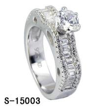 925 Серебряное Кольцо Мода Ювелирные Изделия