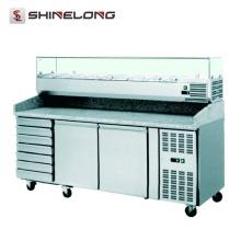 R272 Pizza Prep Table Réfrigérateur