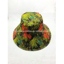 Faça no chapéu da cubeta da porcelana / projete seu chapéu do balde do logotipo / chapéu do pescador