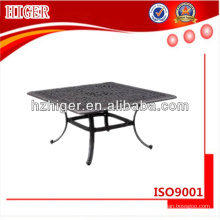 hot sale and best price aluminum table