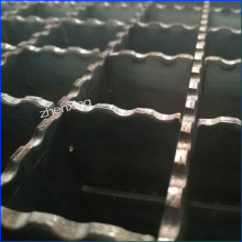 Serrated Aluminum Bar Grating