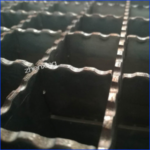 Grating Bar Aluminium Serrated