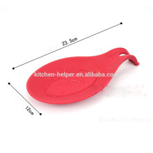 Durable Made In China Custom Silicone Spoon Rest