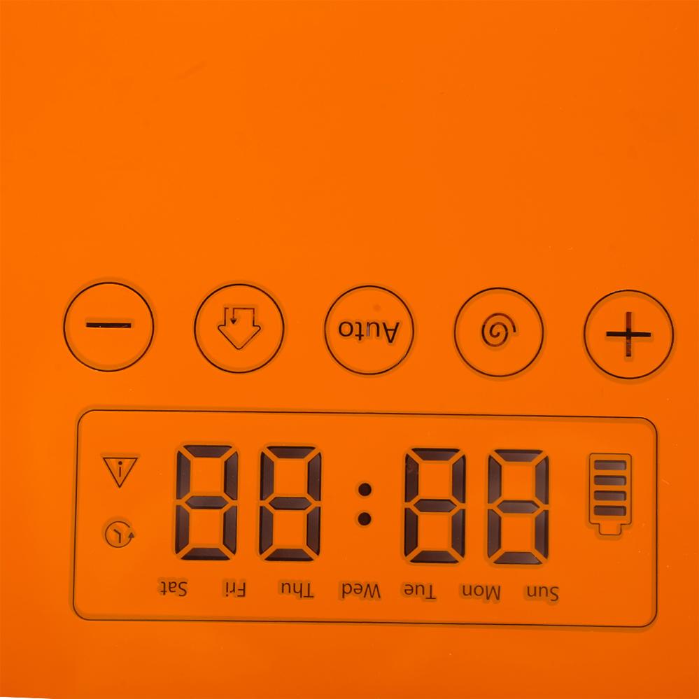 ODMOEM LCD LED Vacuum Robot