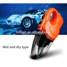Aspirador de coche portátil mojado y seco doble uso encendedor de cigarrillos filtro 120W 12V