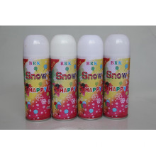 45g Red Design Happy Decorative Snow Spray