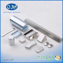 Customed Shape Rare Earth Super Strong Neodymium Magnets