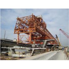 240t-40m partes separadas da ponte que lança o guindaste de pórtico (JQ-01)