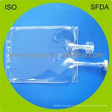 Медицинский мешок вливания PVC