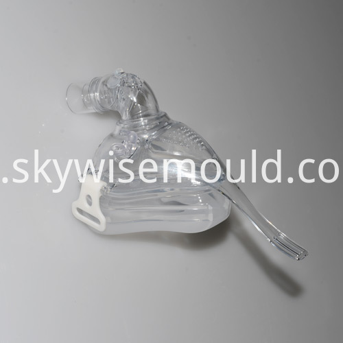 Hospital Portable Oxygen Mask Moulding