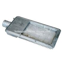 Fábrica OEM aluminio fundición a presión a troquel aluminio vivienda luz de calle