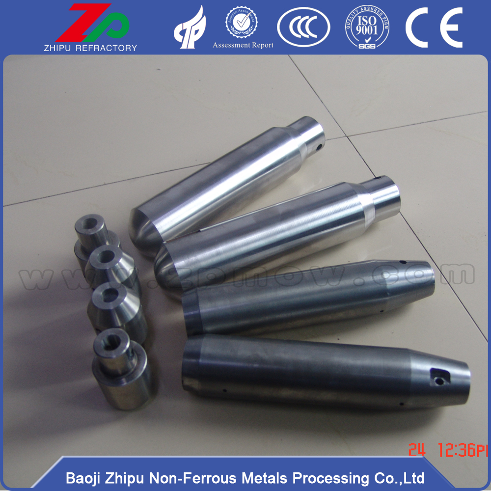 Hot sale Molybdenum seed chuck for single crystal furnace