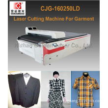 Apparel CAD Pattern Making Laser Cutting Machine for Uniforms,Business Suits,Custom Designed Clothing (CJG-160250)