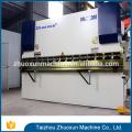 China melhor painel cnc WC67K fabricado máquina de barras portátil Press Brake