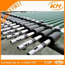 API 11AX Producción de aceite de la bomba de la barra de succión, bomba de tubería, bomba de varilla