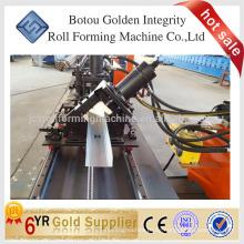 Kundenspezifische Knaufrollenformmaschine mit hydraulischen Stanzlöchern
