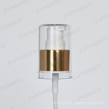 Aluminum-Plastic Cosmetic Cream Pump for Cosmetic Bottle