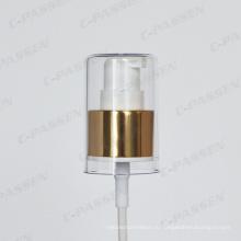 Алюминиево-Пластиковые косметические лосьон насос для косметической бутылки
