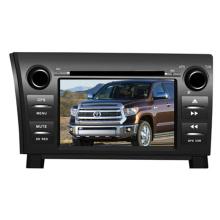 2DIN автомобильный DVD-плеер, пригодный для Тойота тундра Секвойя с радио Bluetooth стерео TV GPS навигационной системы