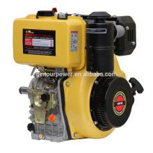 Motor refrigerado por aire de 4 tiempos modelo 186fa diesel