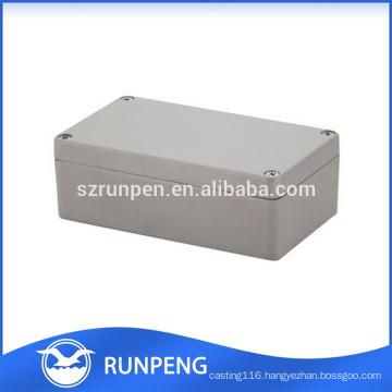 High Quality Aluminum Die Casting Electronic Enclosures