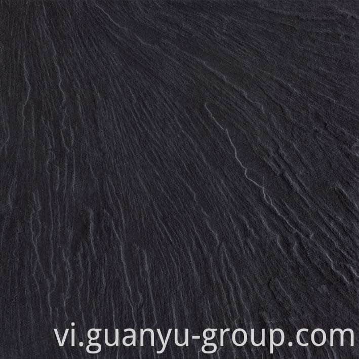 Black Rock Surface Porcelain Rustic Tile