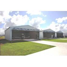 Rx Estructura de acero ligero prefabricado Hangar