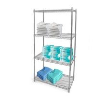 NSF facilement nettoyer la salle de lavage de l'hôpital Salle de lavage Étagère en fil métallique