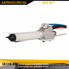 Electrostatic Fluid paint spray gun Automative Type