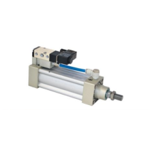 the ESP SIF Series standard double acting pneumatic cylinder valve combination