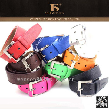 Casual colourful hot selling 2014 new fashion belt