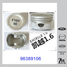 High quality GM engine piston set 96389106 for EXCELLE 1.6