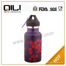 Бутылка воды прекрасный из нержавеющей стали