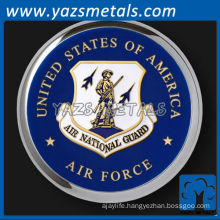 customize metal coasters, custom high quality military coasters with enamel and plaiting