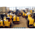 Supply Honda gx engine road roller double drum vibrating roller compactor (FYL-S600)