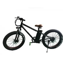 26 inch big tyre electric bike in 36V10A