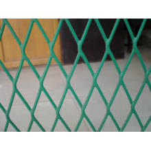 Grille métallique augmentée (usine professionnelle de anping)
