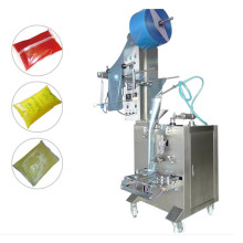 Automatic Back and Pillow Sachet Sauce Packing Machine