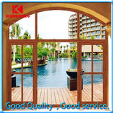 Thermal Break Aluminum/Aluminium Casement Tilt/Awning Glass Window (KDSS002)