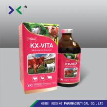 Vitamina AD3E Inyección de Ganado