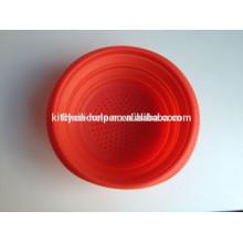Panier anti-poussière résistant à la chaleur en silicone