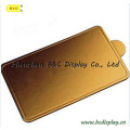 Food Use Rectangle Duplex Paper Cake Board for Wholesale (B&C-K026)