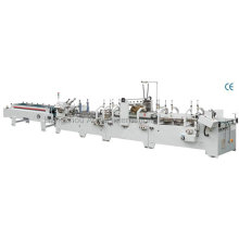 Pre-Folder & Crash Lock Automatic Folder Gluer Machine (GDHH-1200)