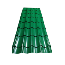 Hoja de techo de metal a bajo precio