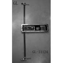 Recessed Truck Door Lock With Keys