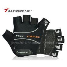 Half Finger Fitness Padding Training Radfahren Fahrrad Sport Handschuh