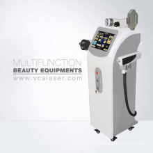 New product beauty salon equipment q switch nd yag laser tattoo removal ipl rf for sale